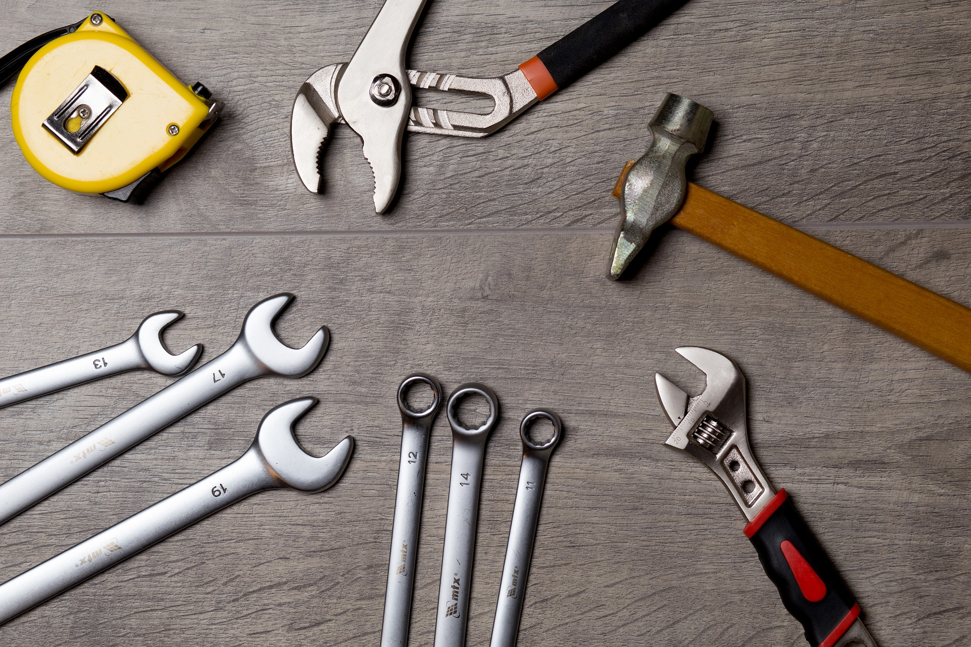 Getting Ready To Do Some Minor Diy Repairs On The Inside Of Your Home Here Are Necessary Al Tools That You Will Need In Order Complete
